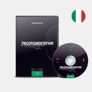 libri dvd - Corso Tricopigmentazione Milano