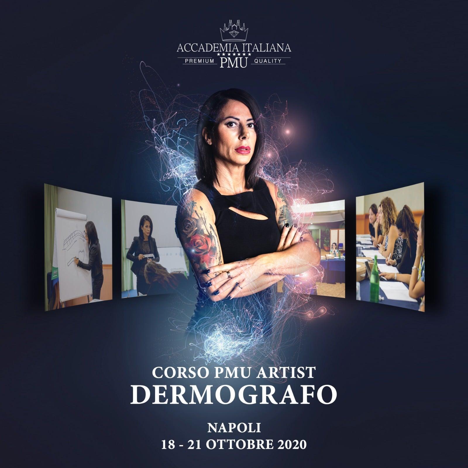 dermografo napoli - Corso trucco permanente Napoli