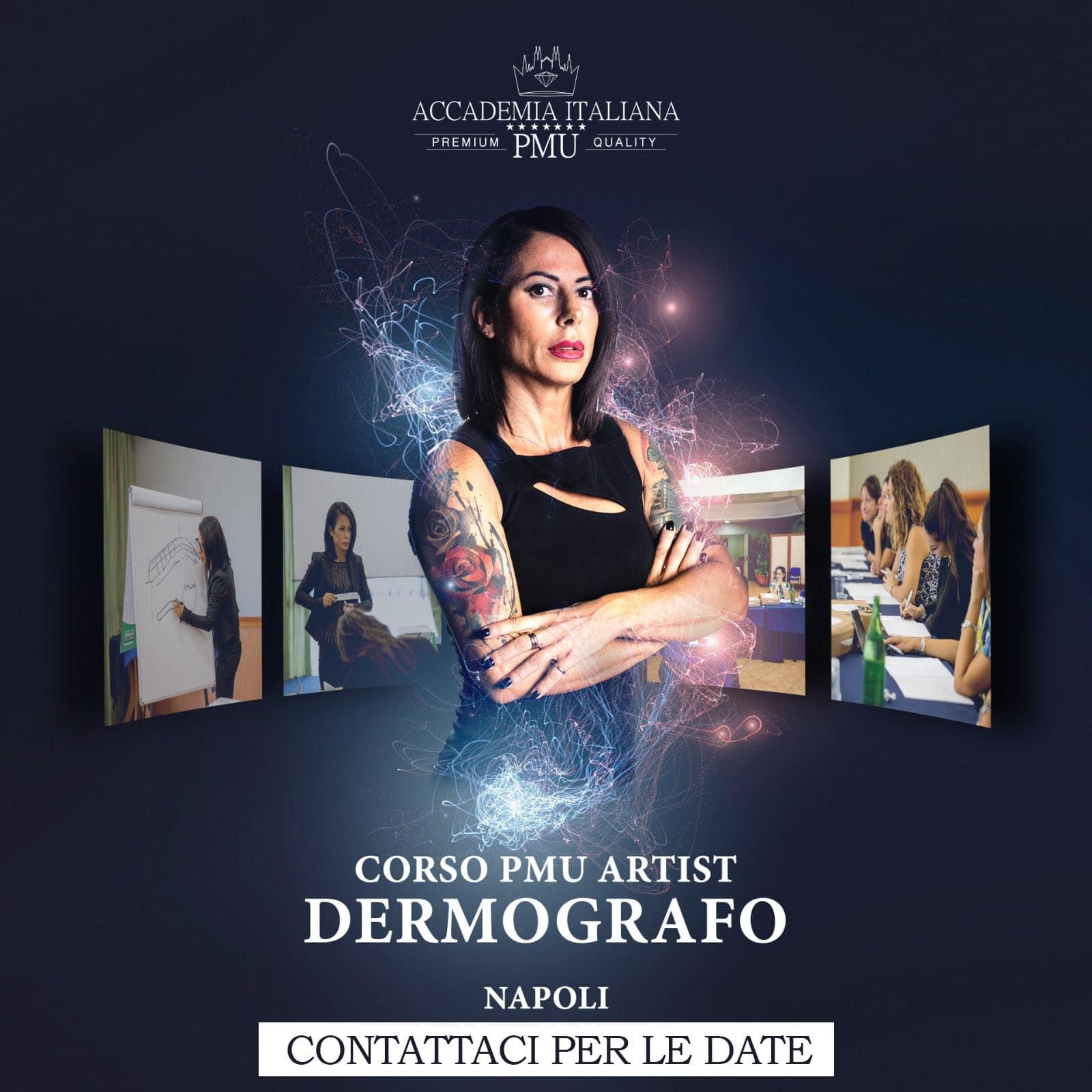 dermografo napoli - Corso trucco permanente Milano