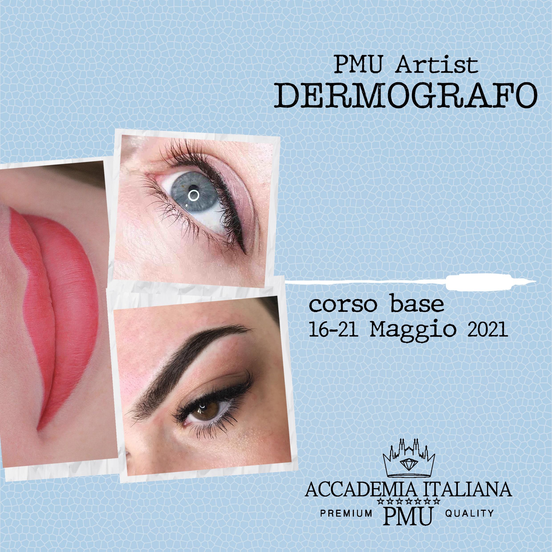 DERMOGRAFO GRAFICA - Corso trucco permanente Milano