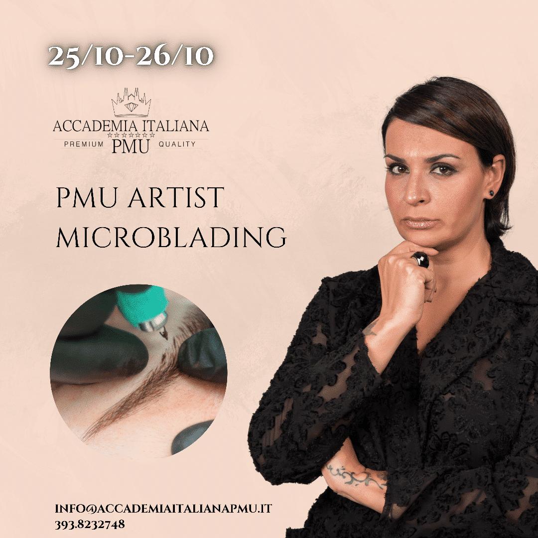 microblading - Corso trucco permanente Milano